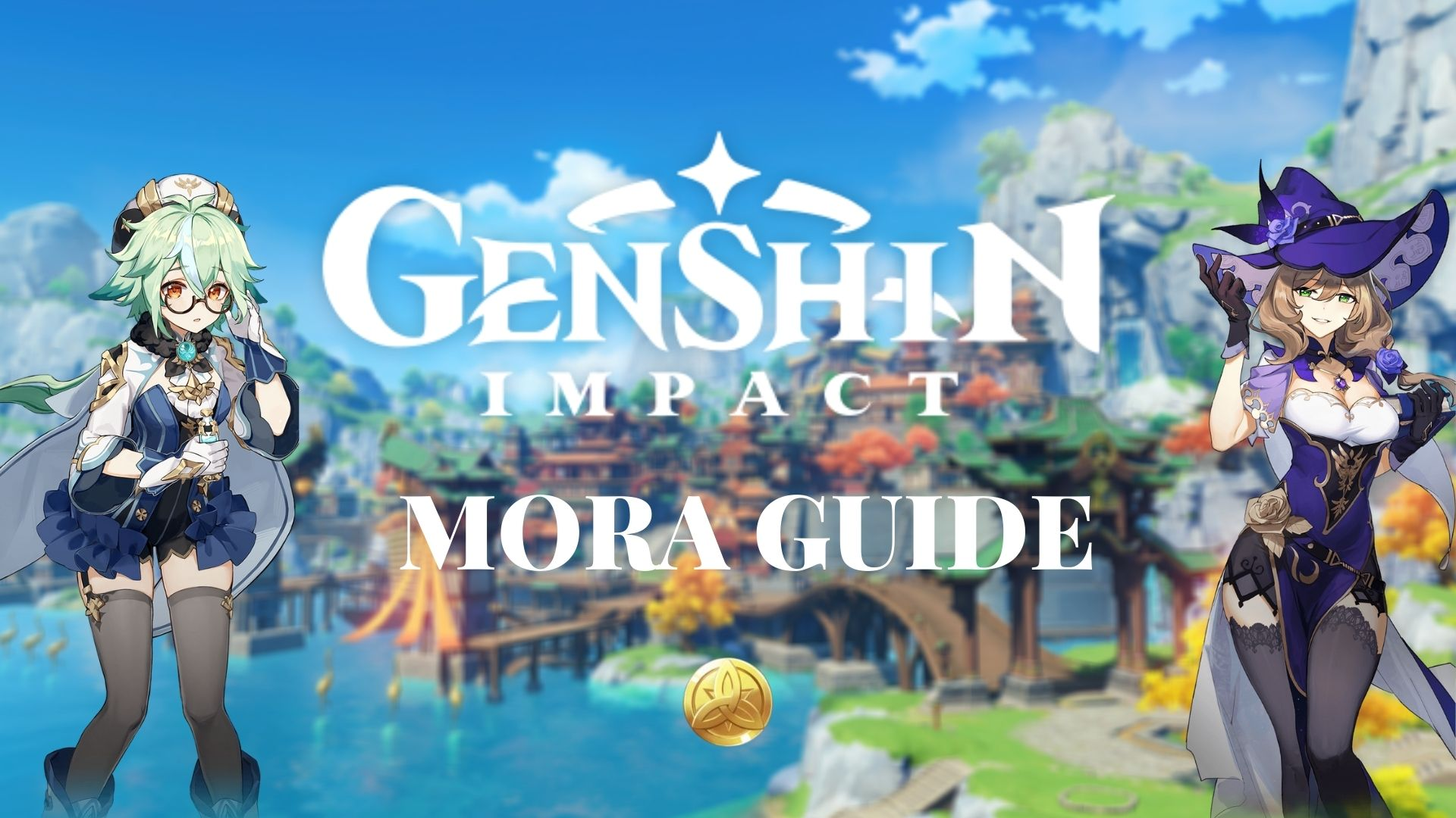 Genshin Impact Mora guide