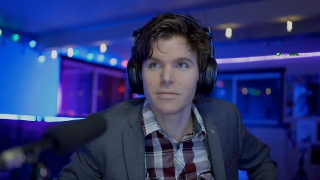 Onision twitch ban