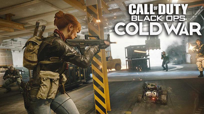 Black Ops Cold War beta gameplay