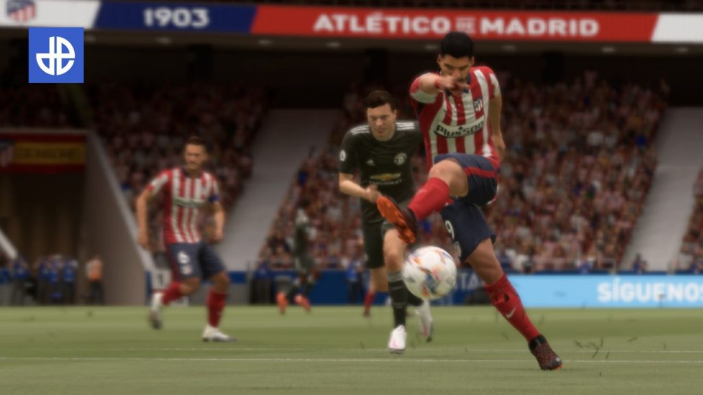 FIFA 21 speed boost with suarez