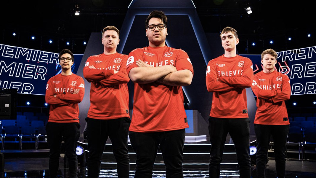 100 Thieves Australian roster