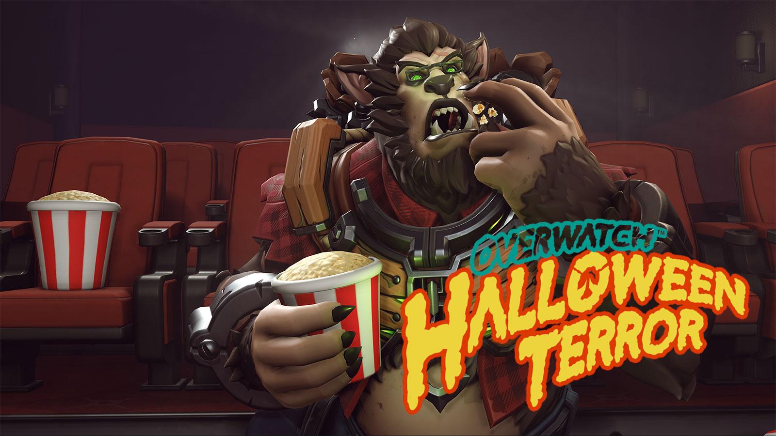 Winston Halloween Terror
