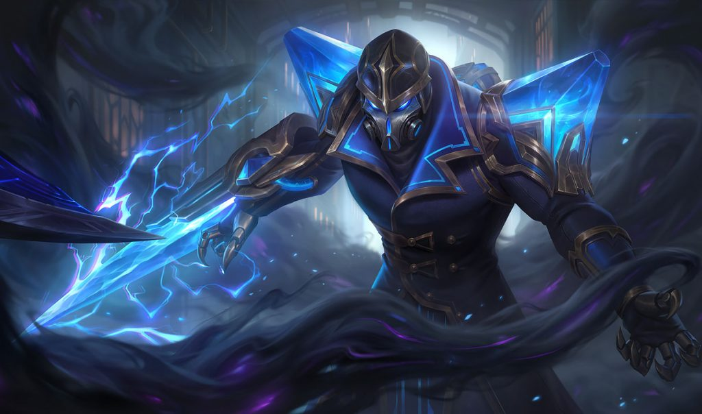 Kassadin is getting his very own Hextech skin in LoL patch 10.21.