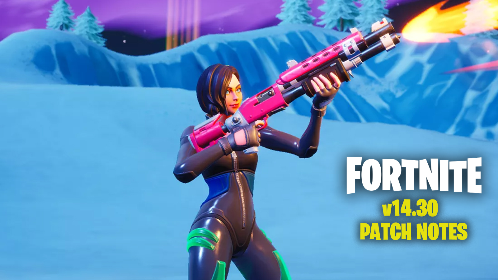 Fortnite character using Combat Shotgun