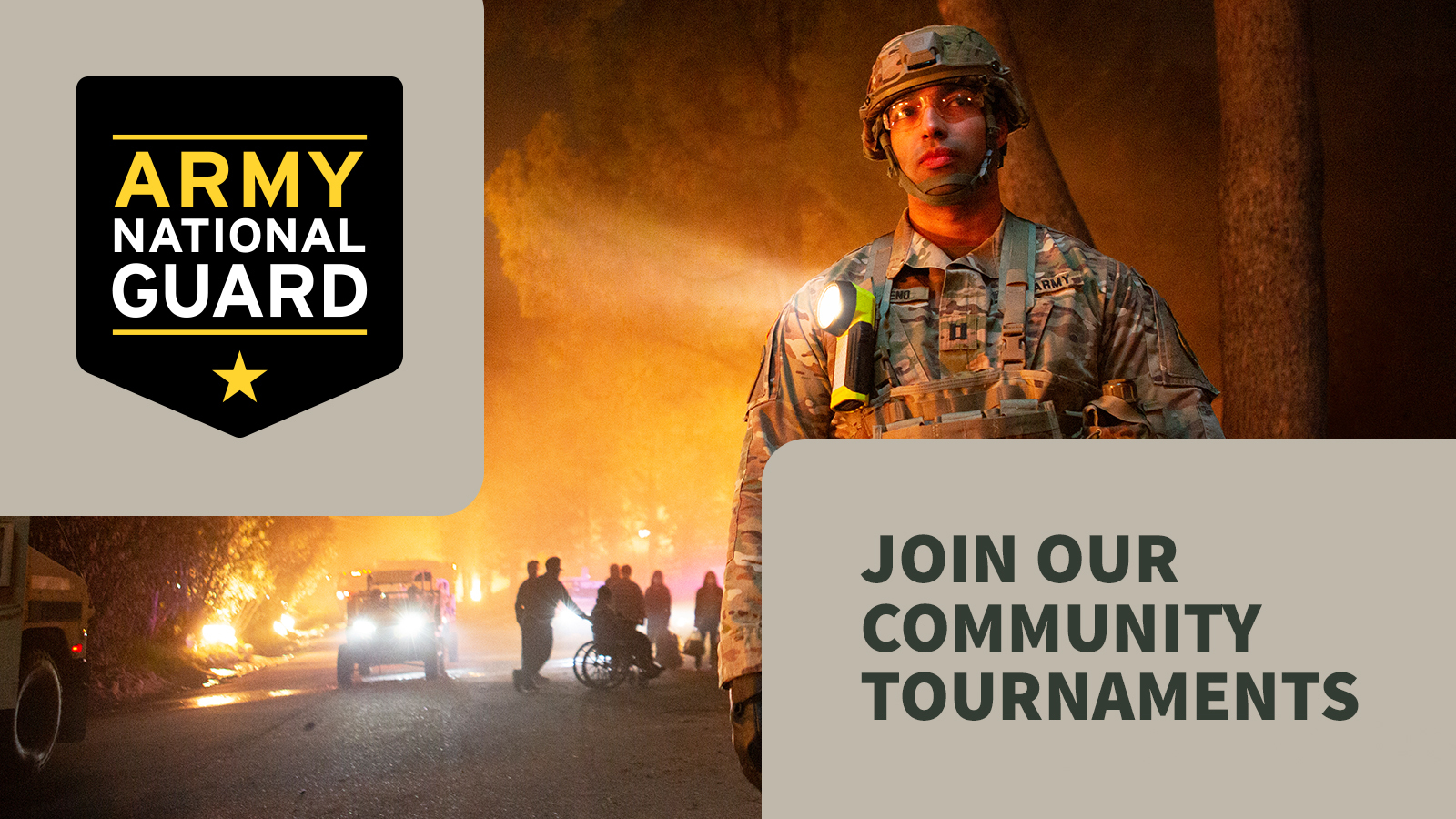 US Army community nights