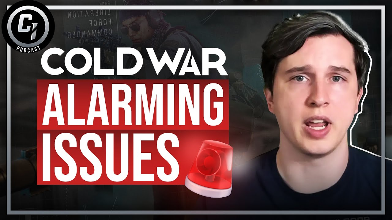 Cold War Alarming Issues