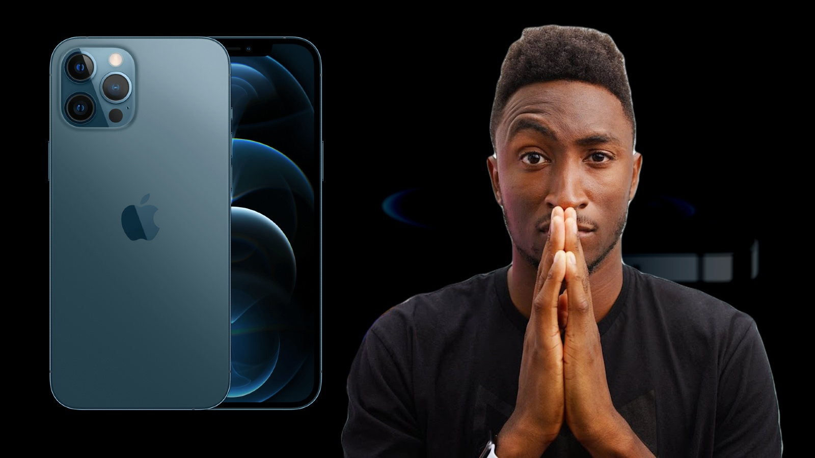 Marques Brownlee on iPhone 12 Pro Max
