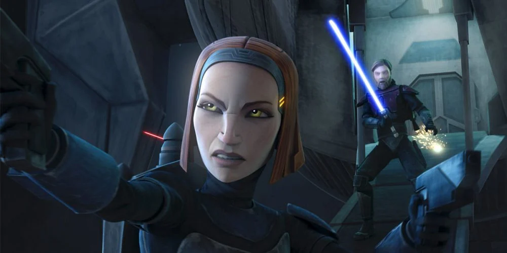 "It's not clear how Bo-Katan and Cara Dune will ""team-up"" in their new spinoff series."
