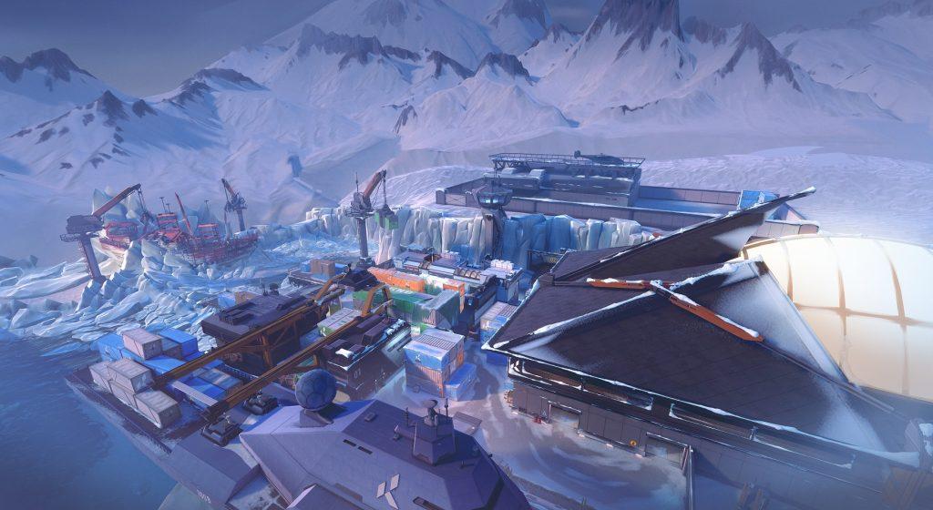 Icebox in Valorant