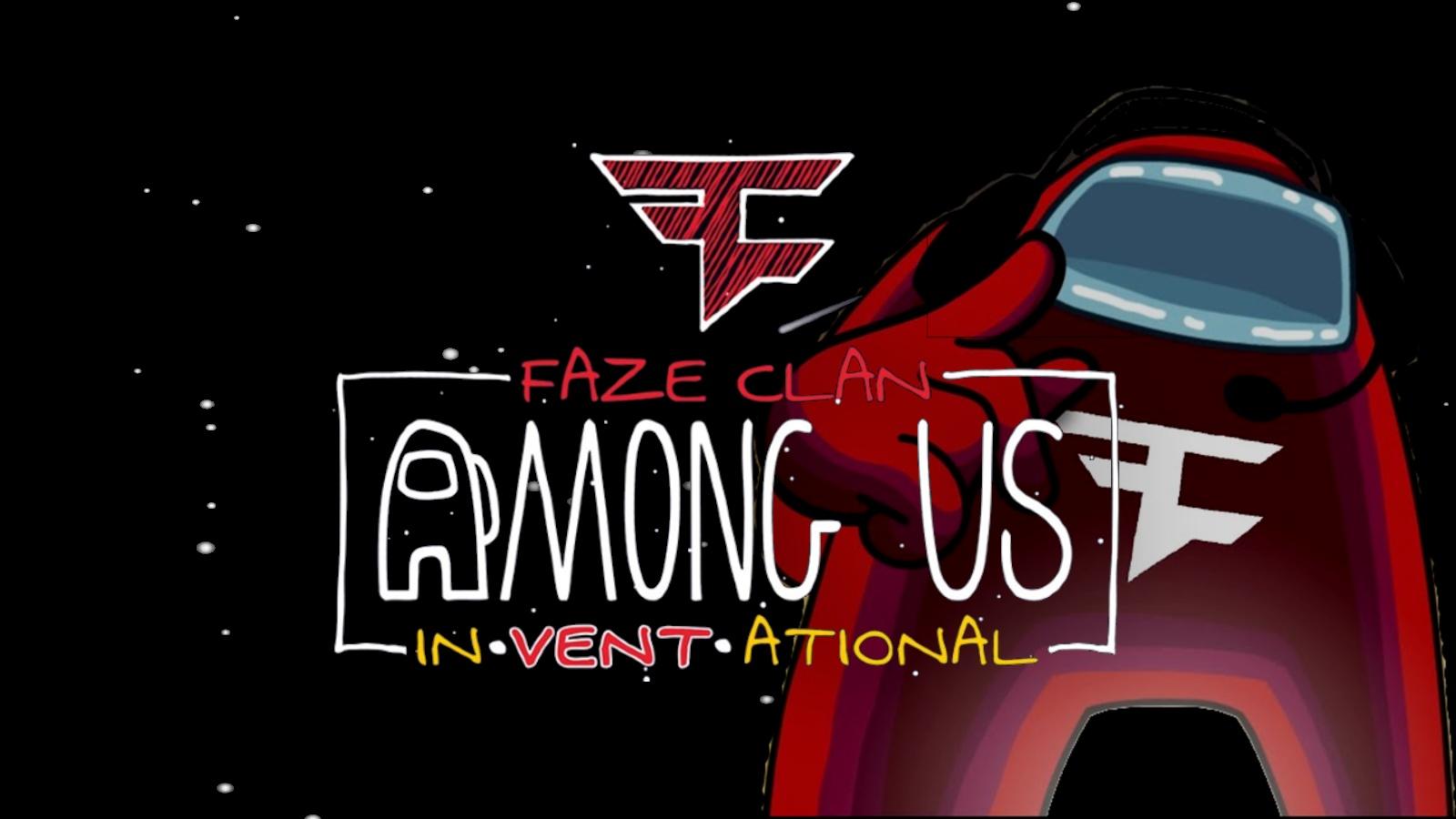 FaZe Clan Among Us Inventational