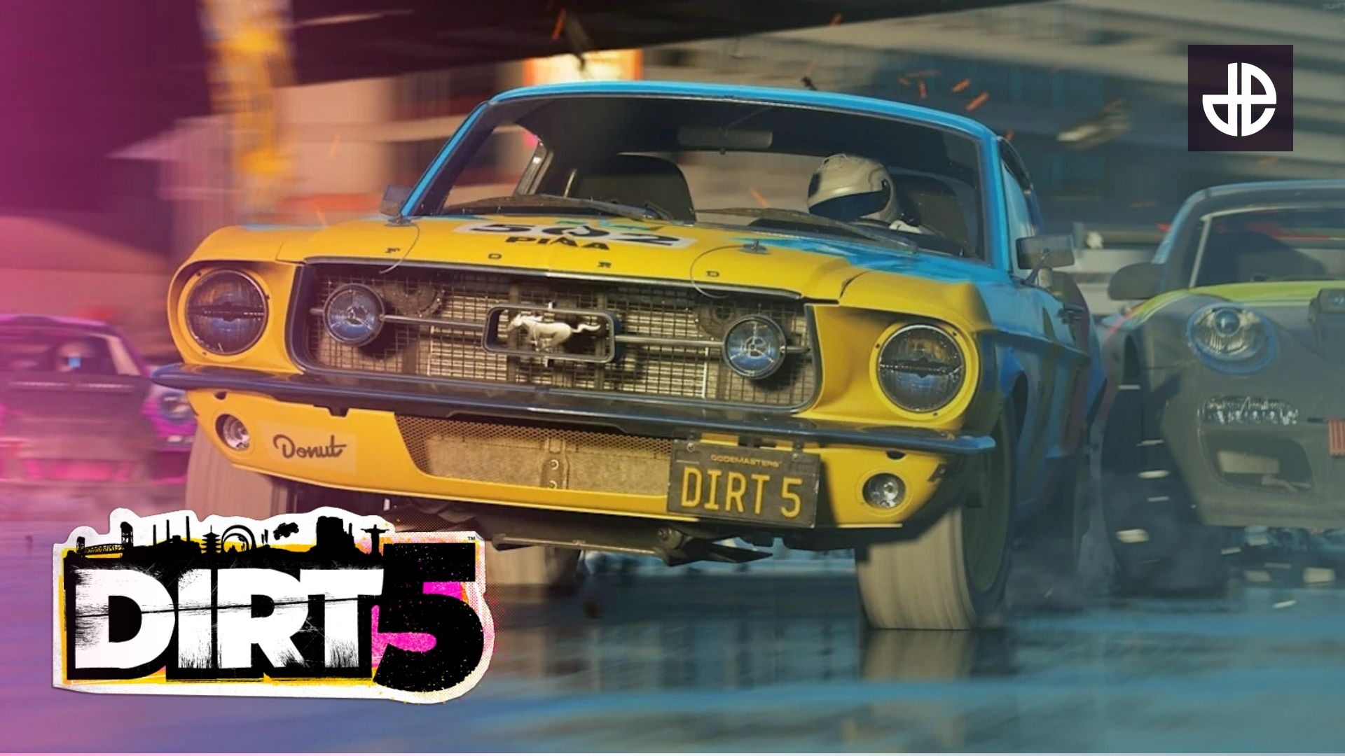 Dirt 5 cars list with mustang