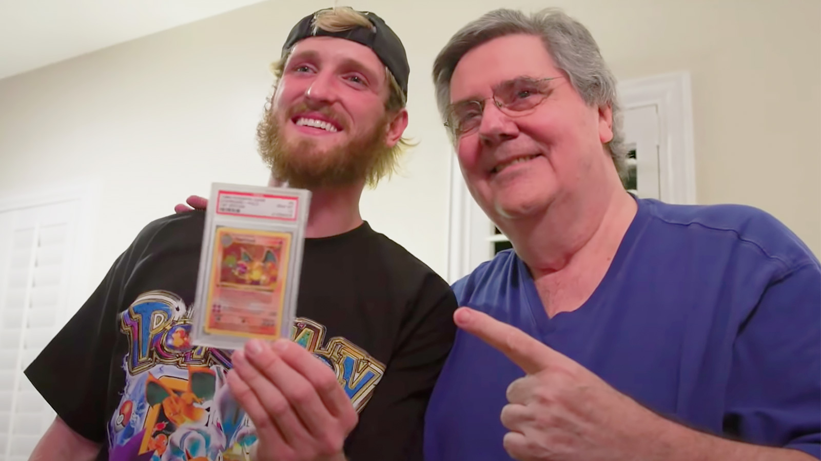 logan paul with gary from pawn stars