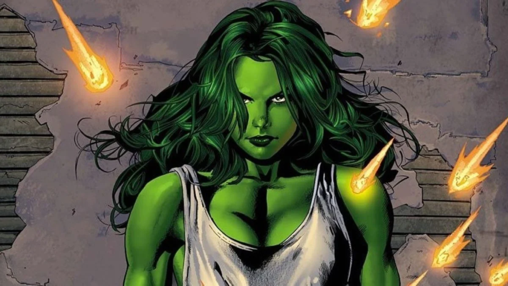 It's not longer clear who will be playing Jennifer Walters, aka She-Hulk, in the new Marvel series.