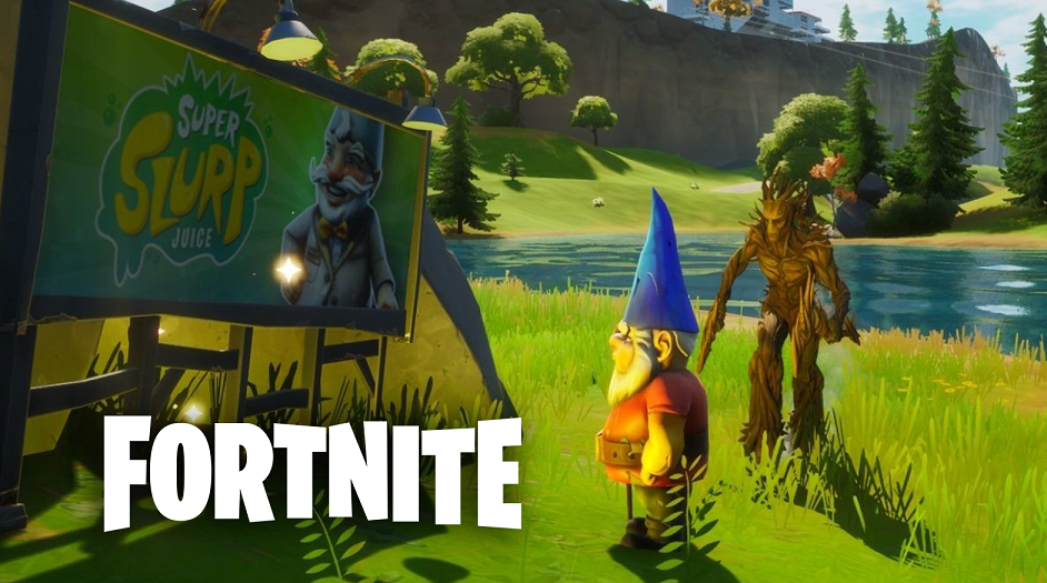 Fortnite gnomes