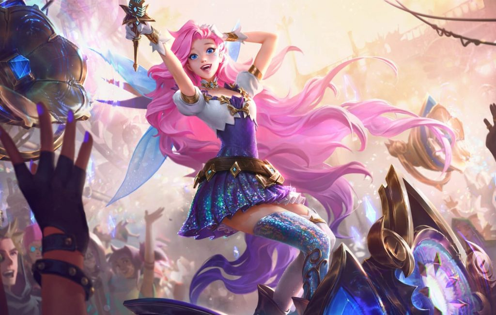 Seraphine in League of Legends