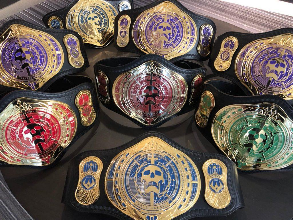 Destiny belts