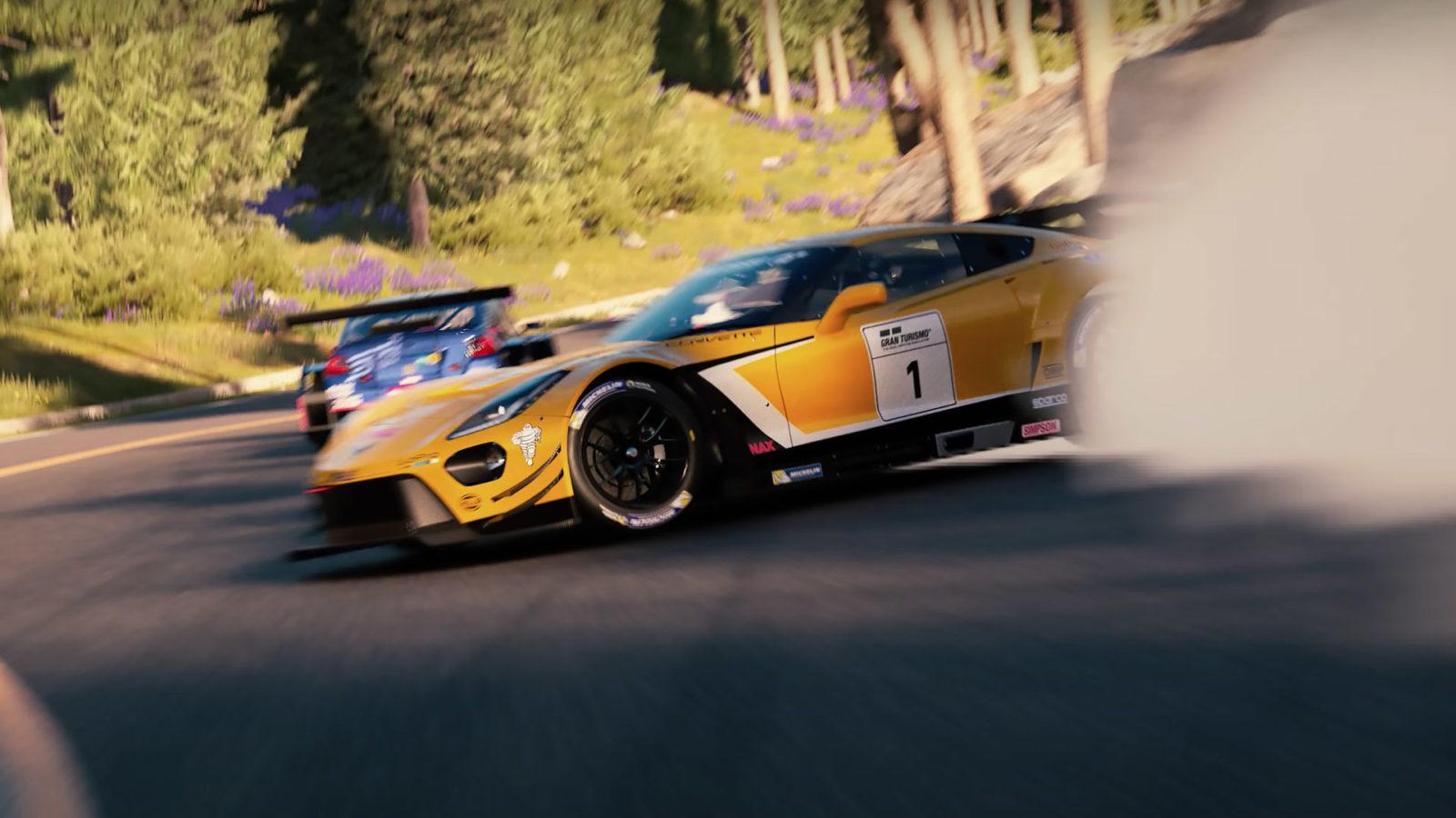Gran Turismo 7 C7 Corvette