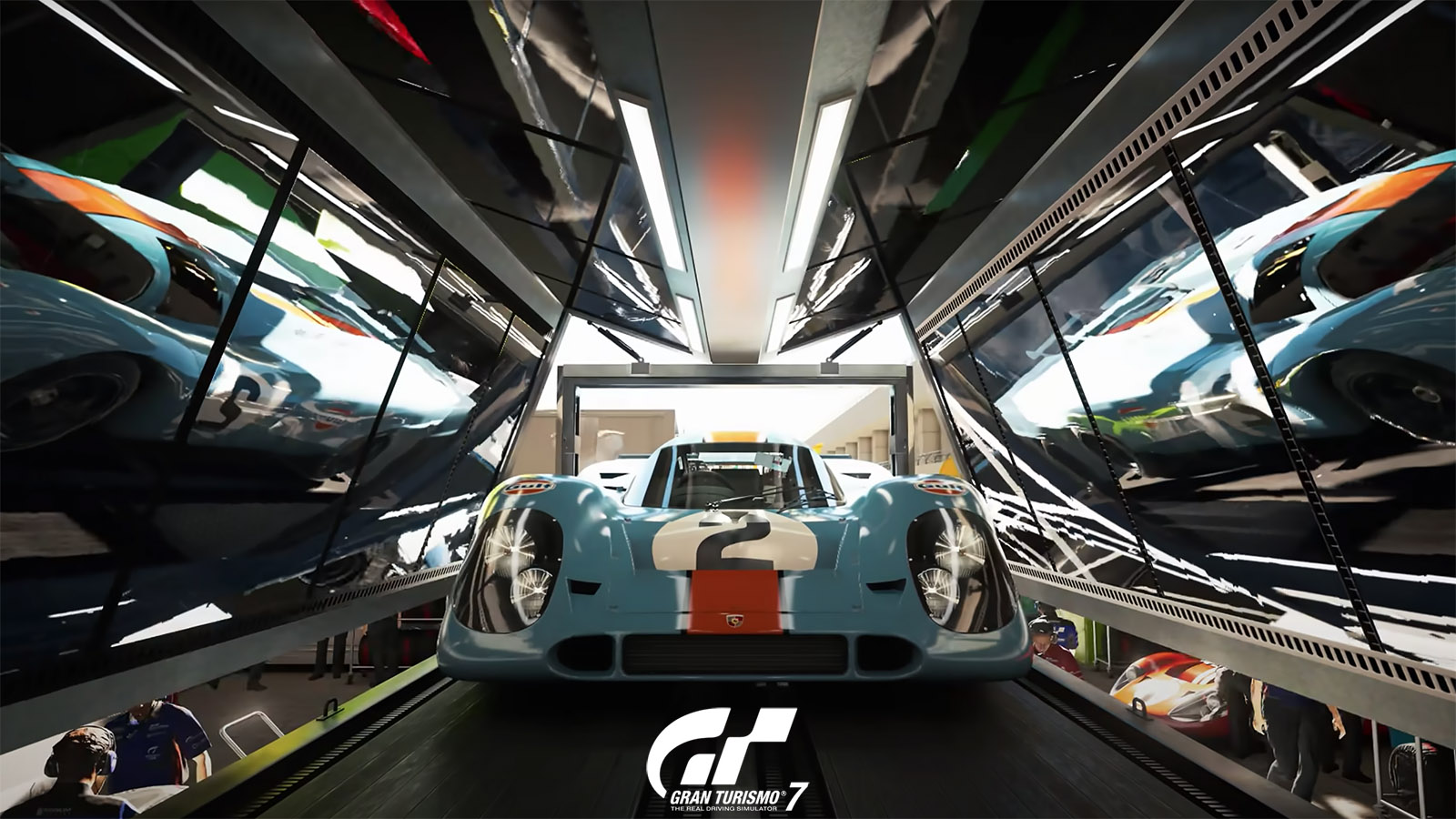 Gran Turismo 7 confirmed cars list