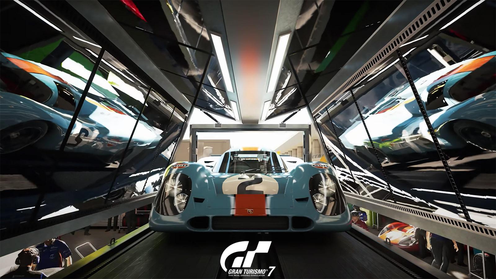 Gran Turismo 7 confirmed cars list