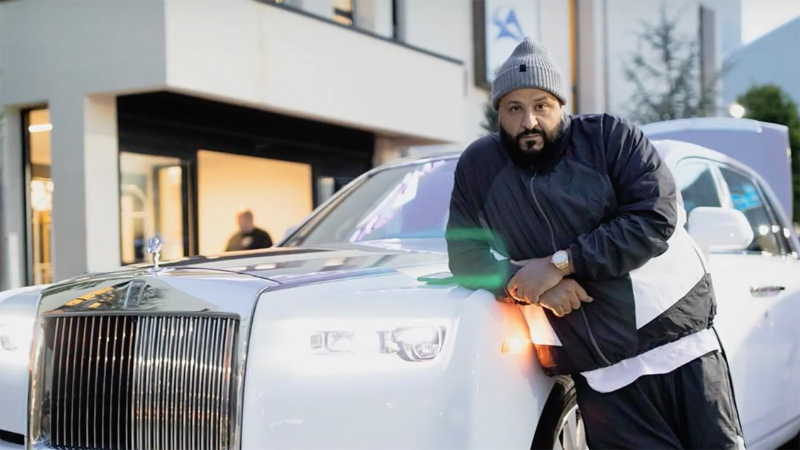 DJ Khaled Car Collection