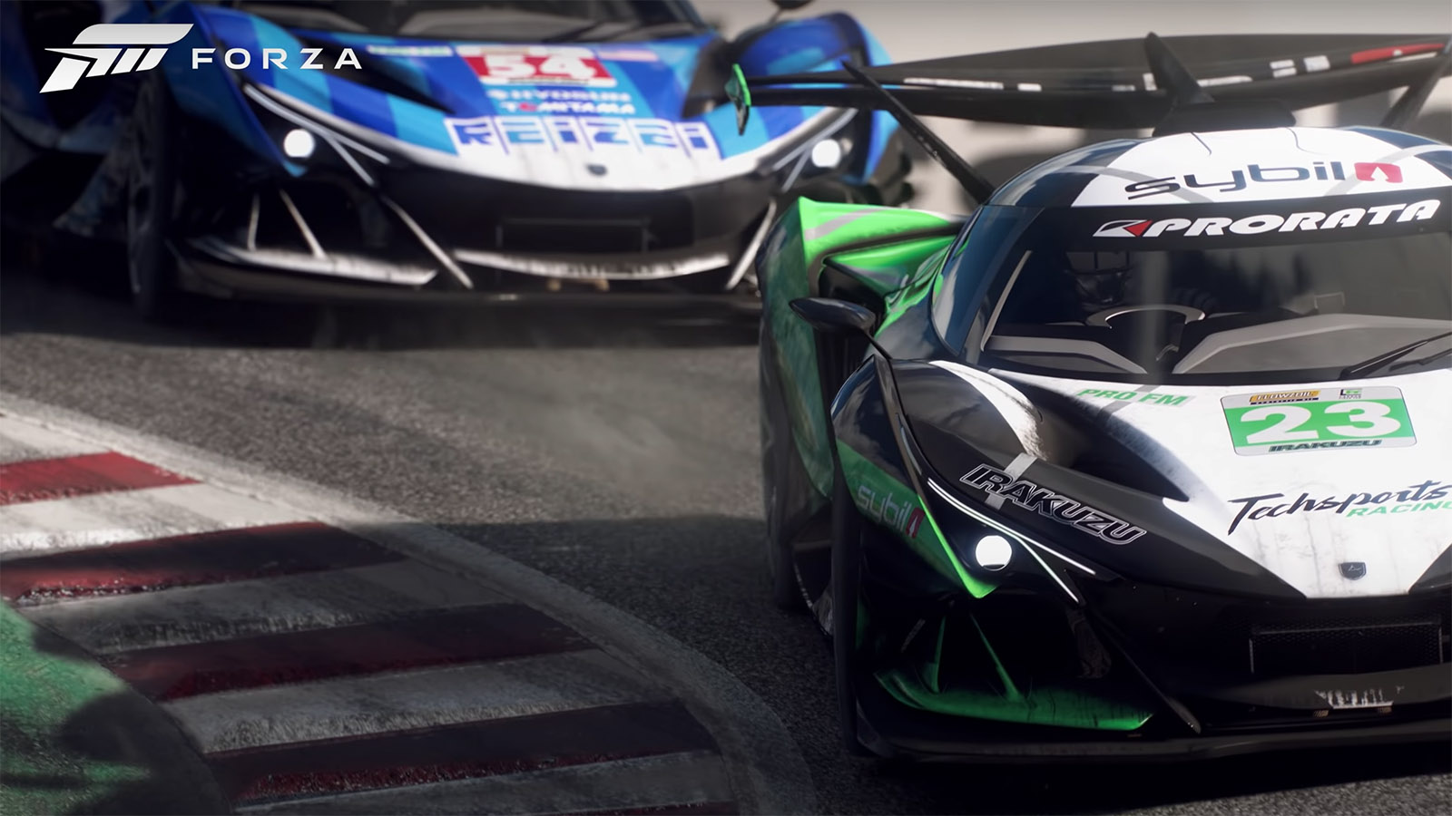 Forza Motorsport complete car guide