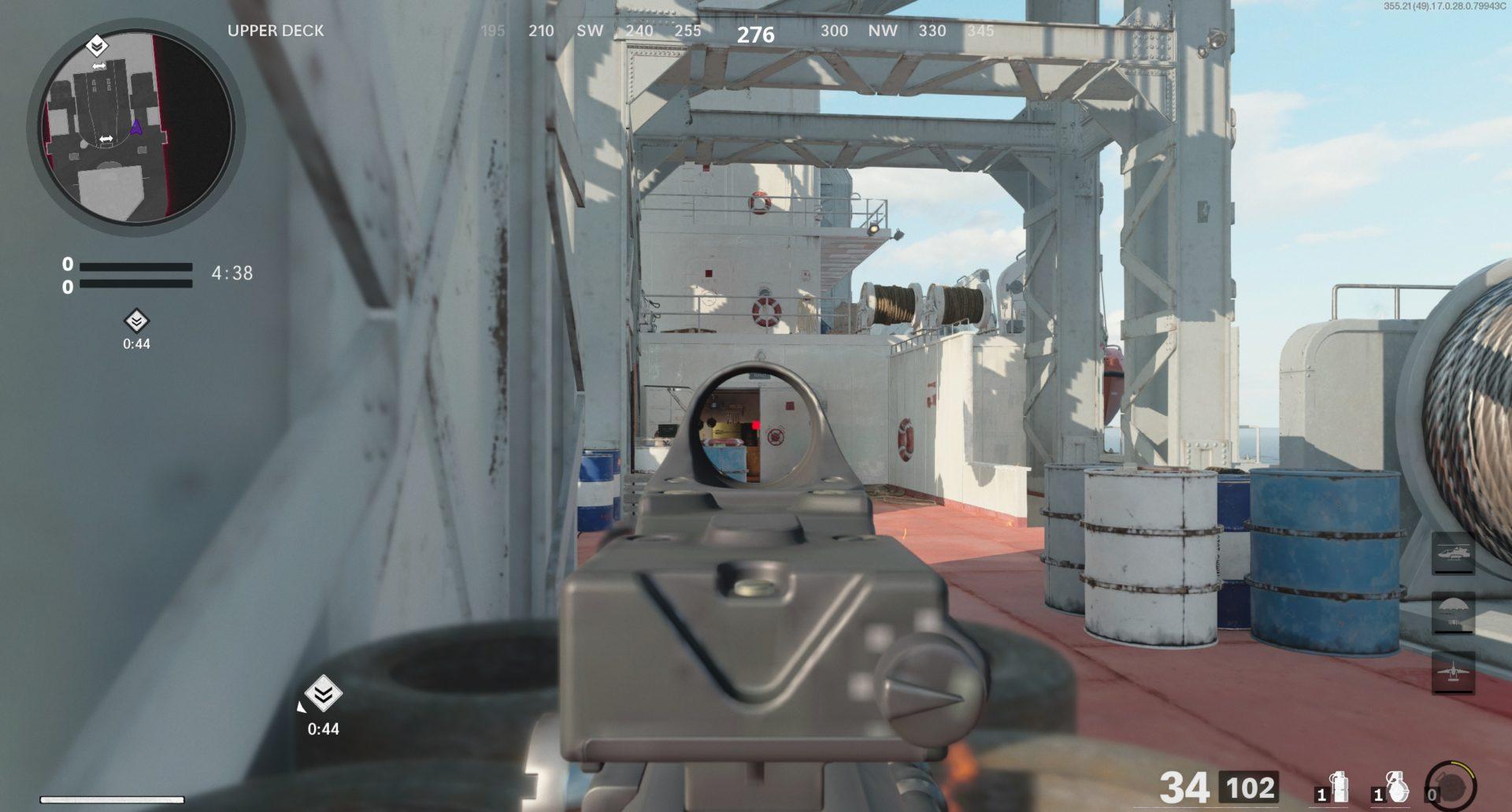 FOV Black Ops Cold War