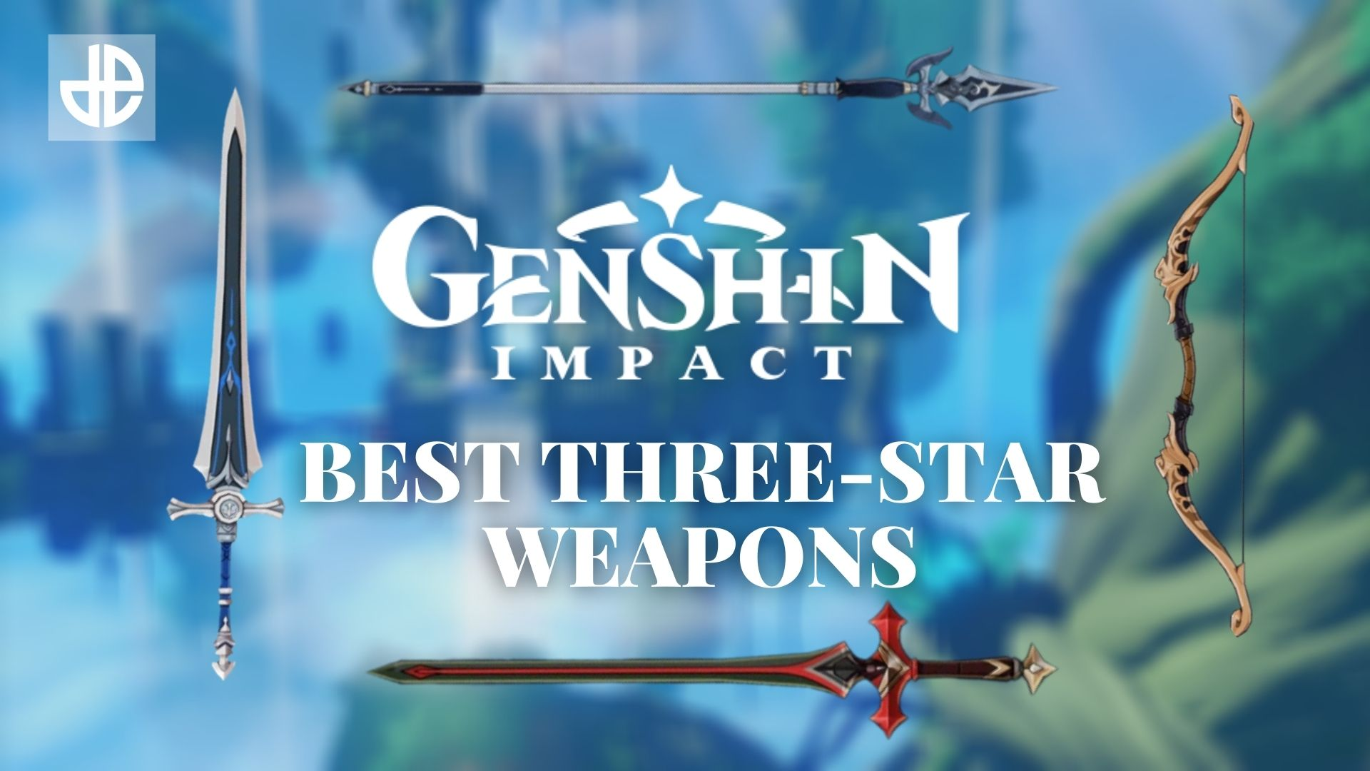Genshin Impact weapon weapon feature image