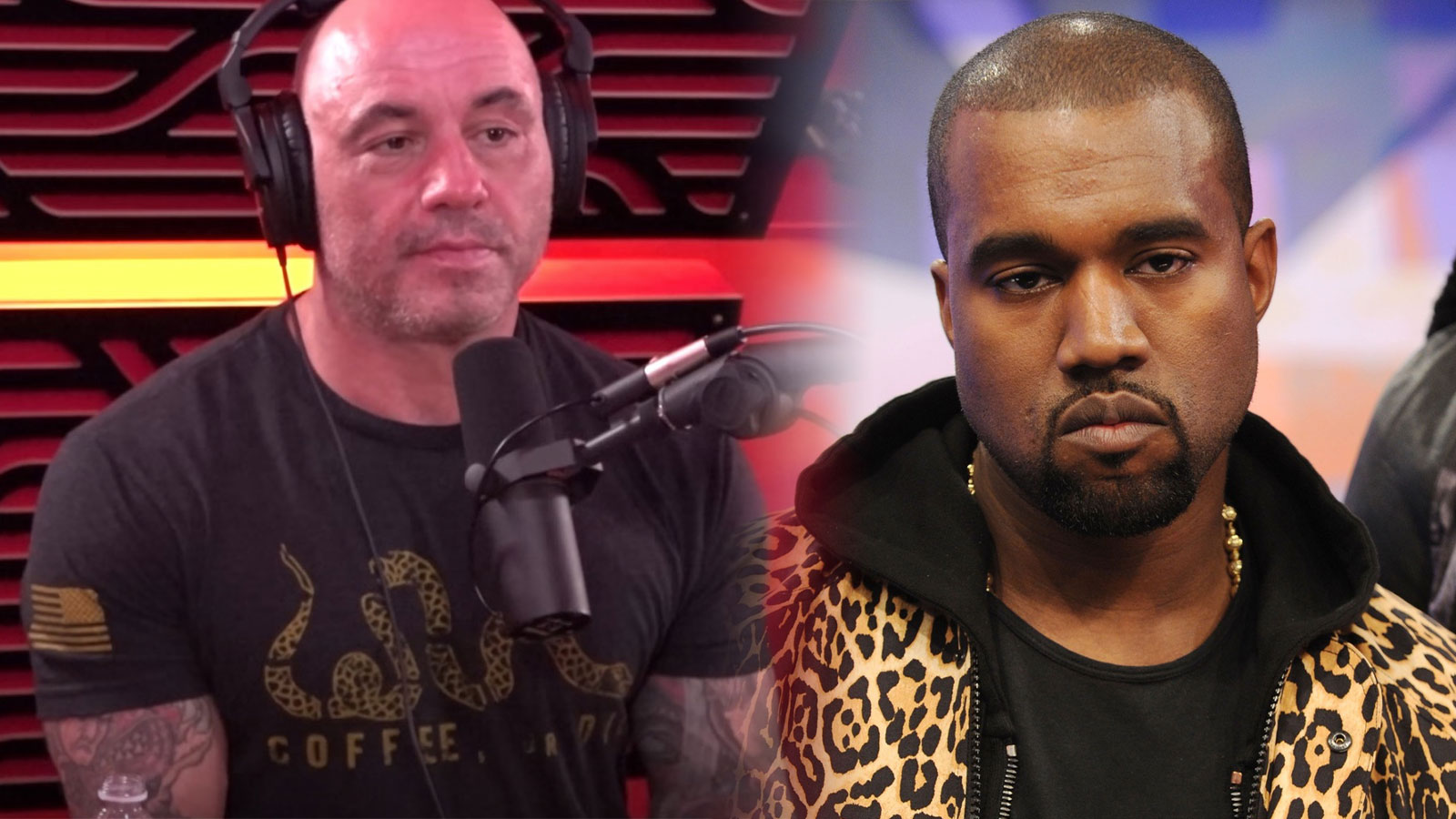 Joe Rogan Kanye West Interview cancelled