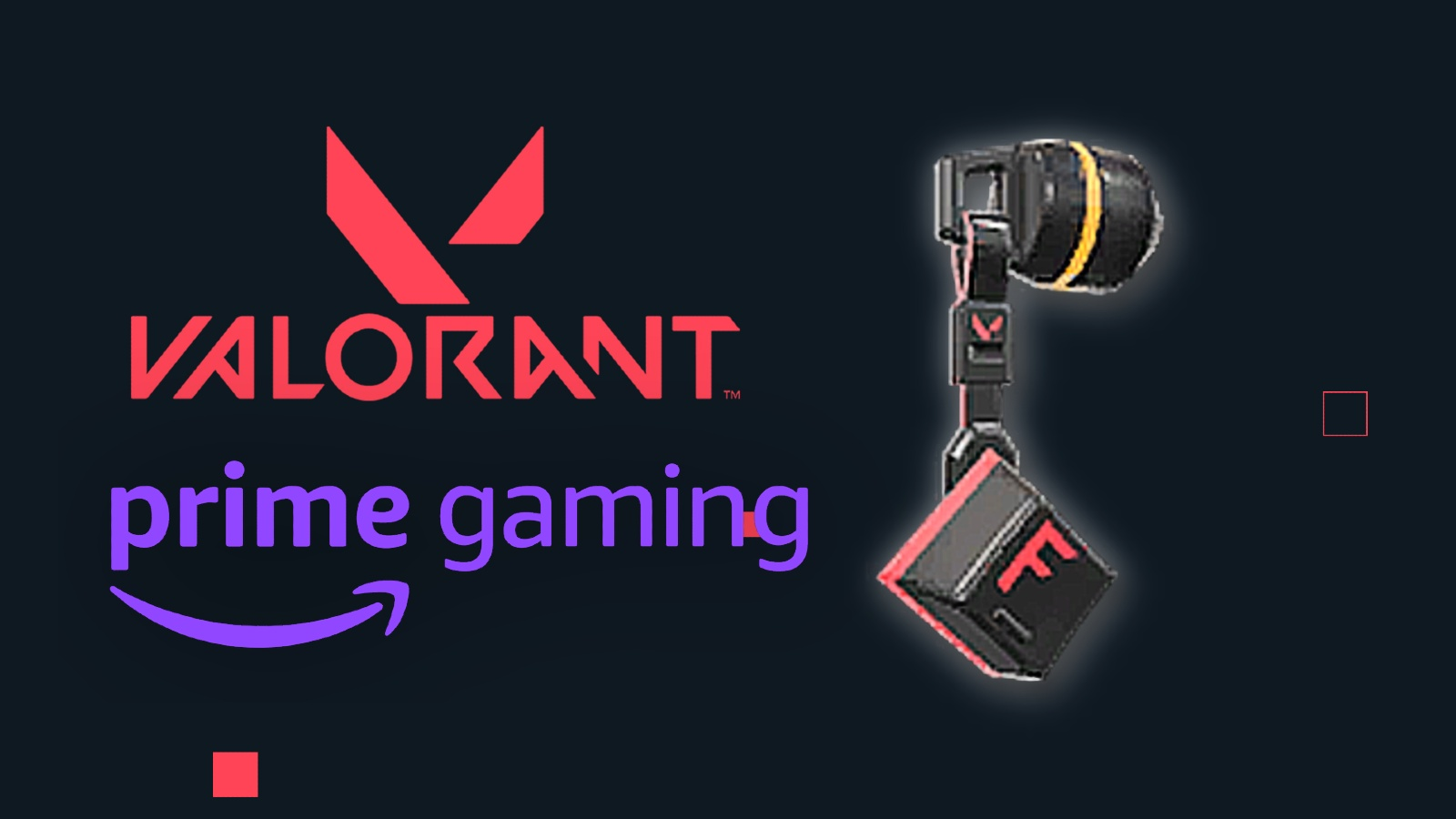 Valorant Twitch Prime Gaming Pay Respects Gun Buddy