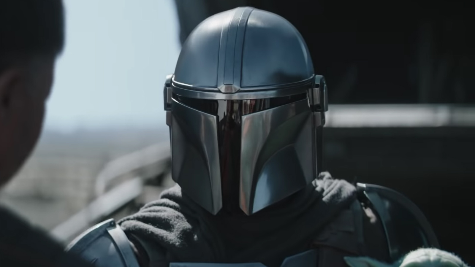 Mando in The Mandalorian season 2