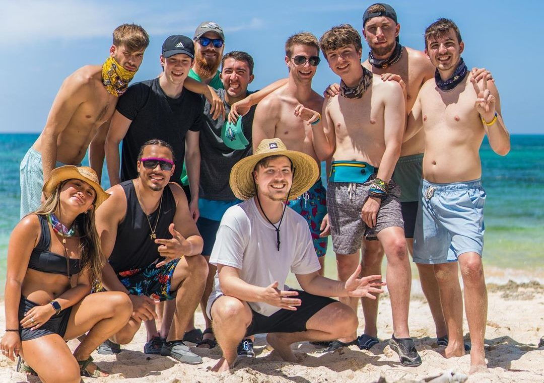 Mr Beast private island giveaway YouTube