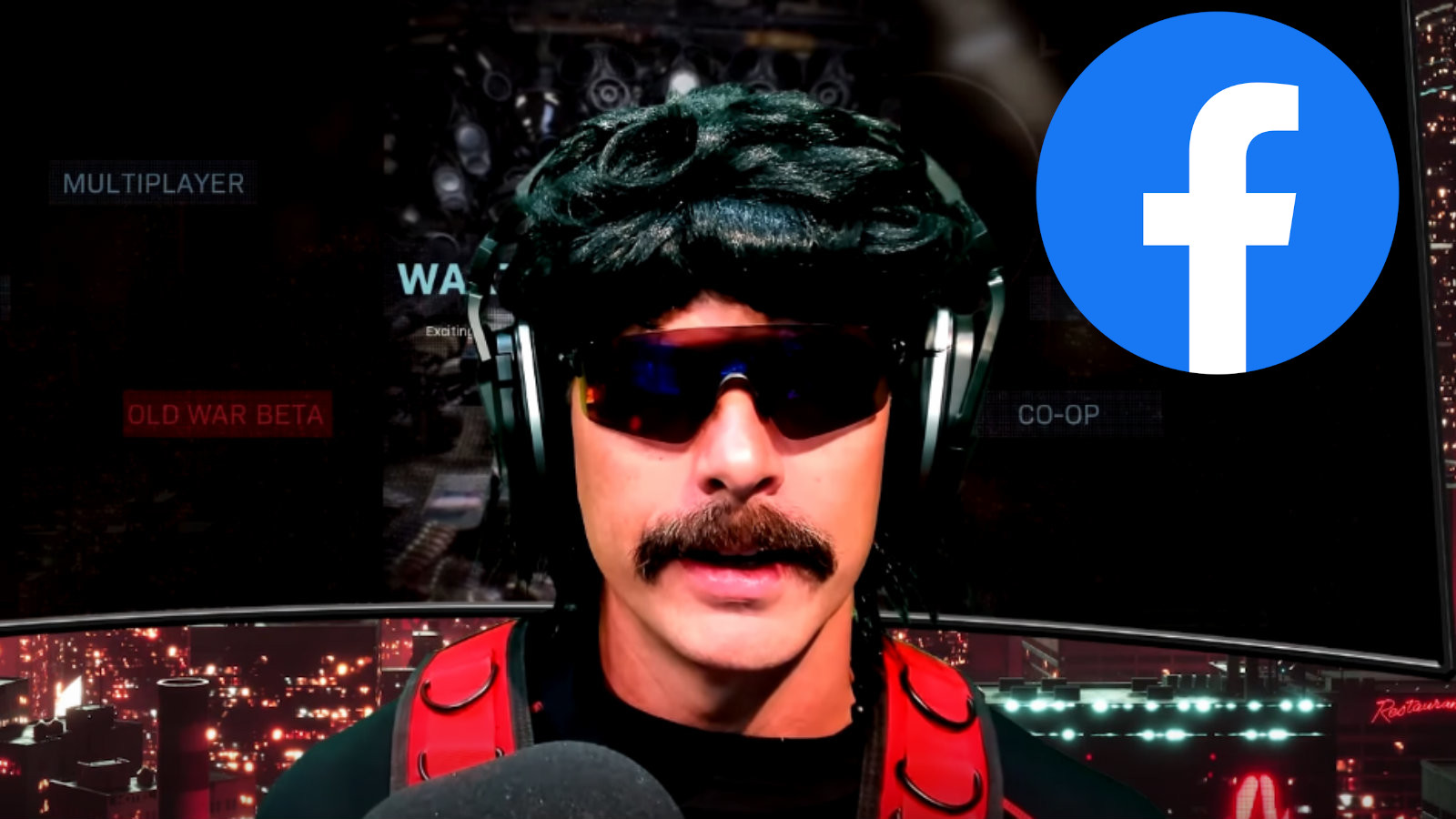 Dr Disrespect could go to Facebook