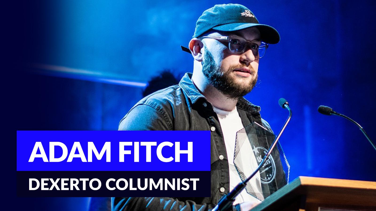 A column by Adam Fitch