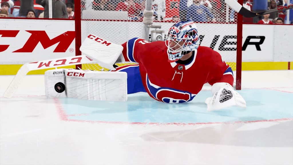 Carey Price makes a great save