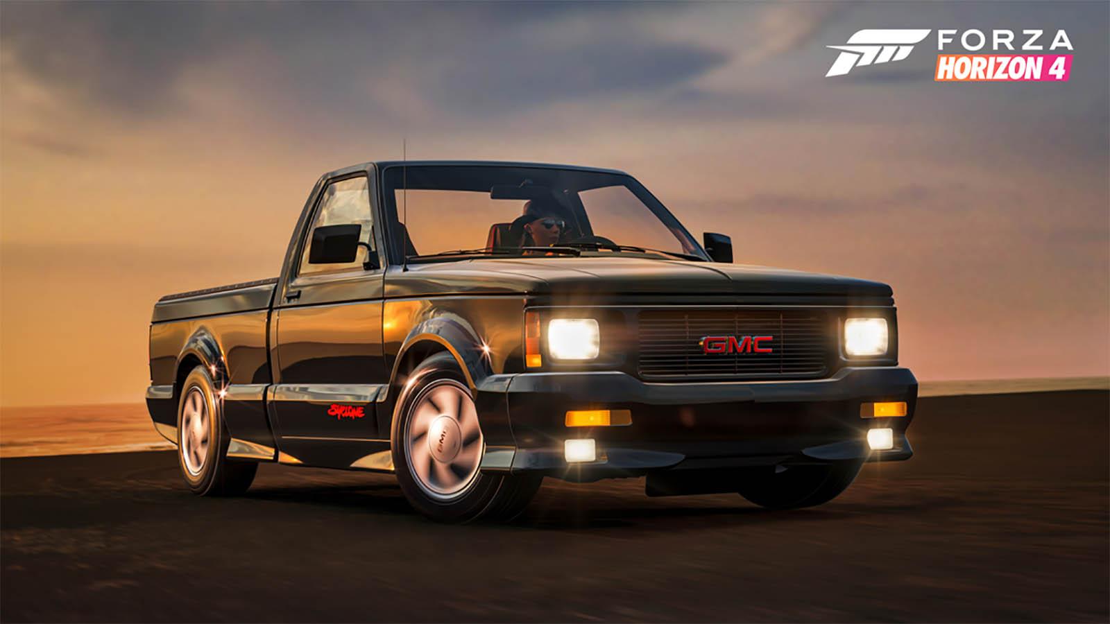 Forza Horizon 4 GMC Syclone