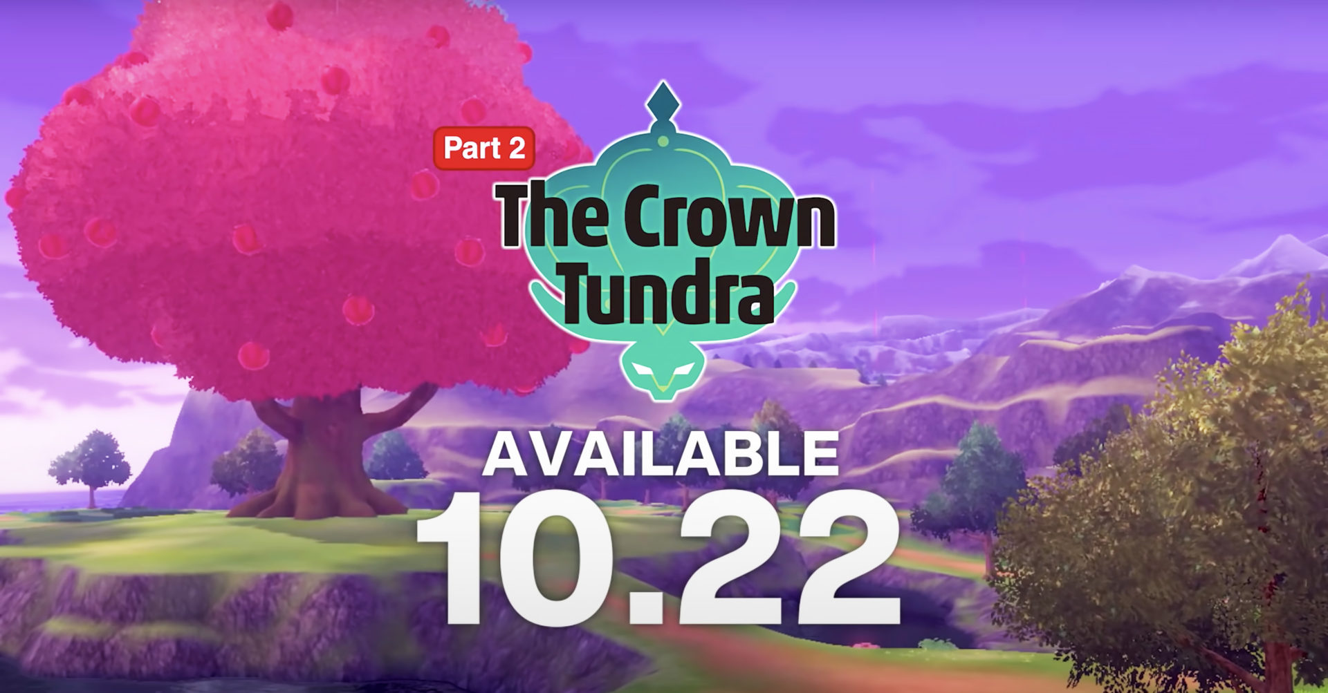 pokemon the crown tundra promo image