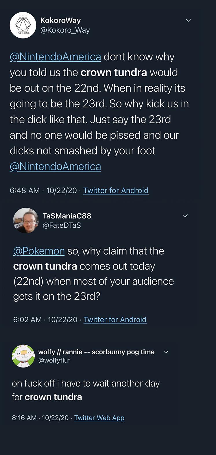 angry pokemon tweets