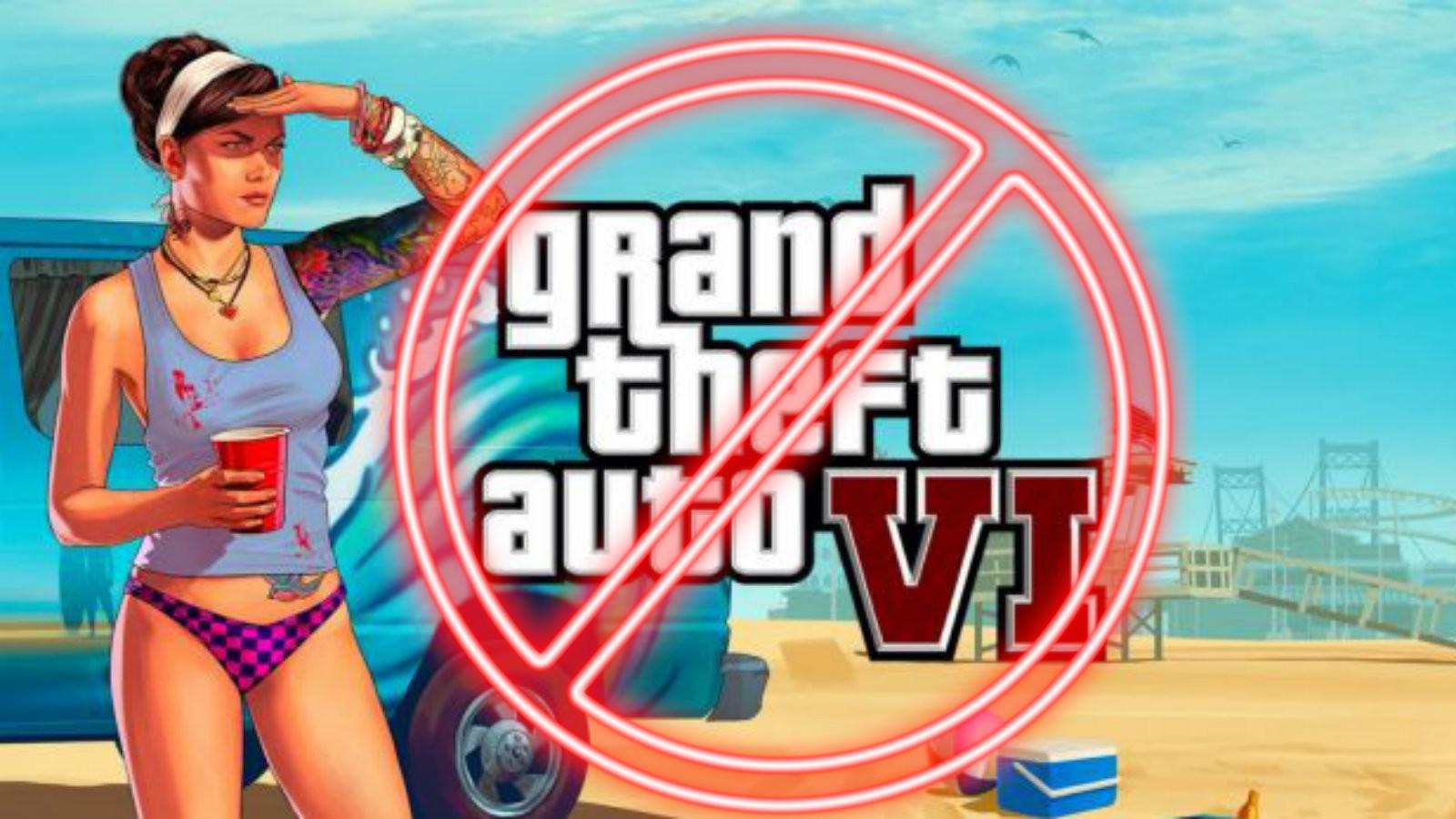 Rockstar censors GTA 6