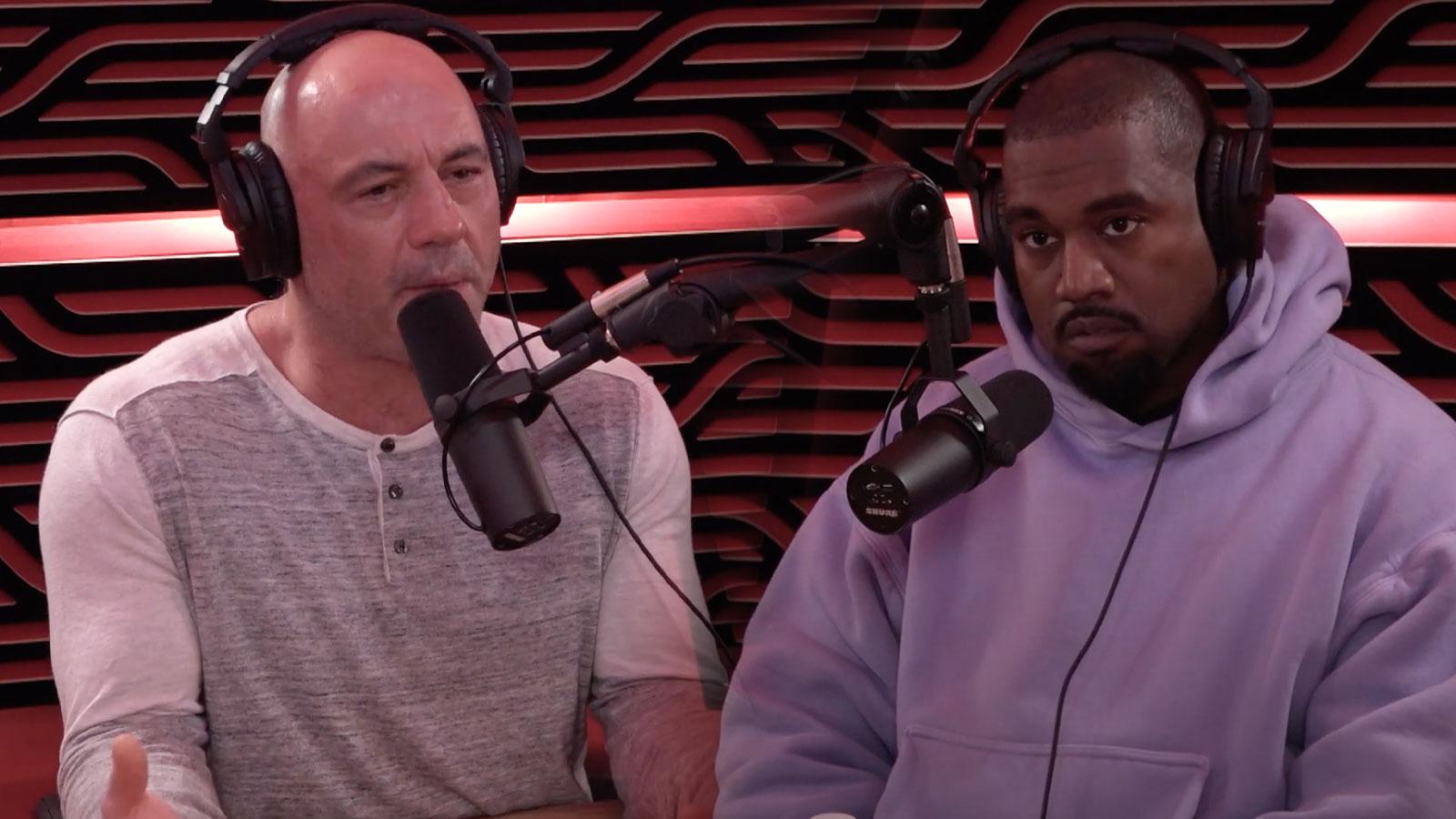Joe Rogan Kanye West interview
