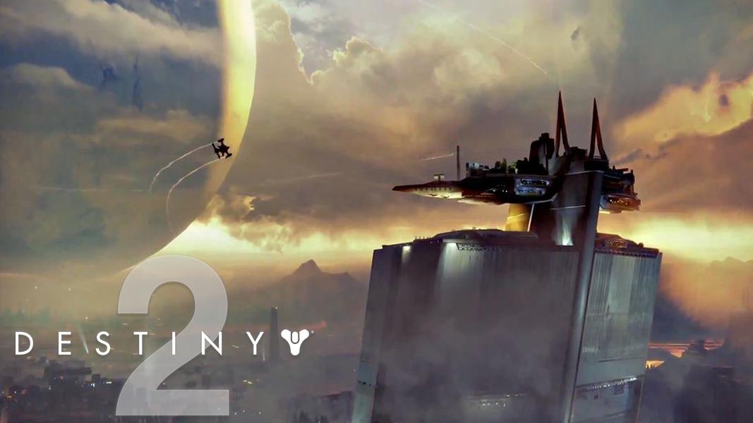 Destiny tower in last city