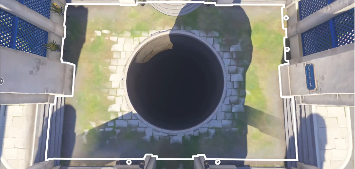 Ilios Well is a broken map