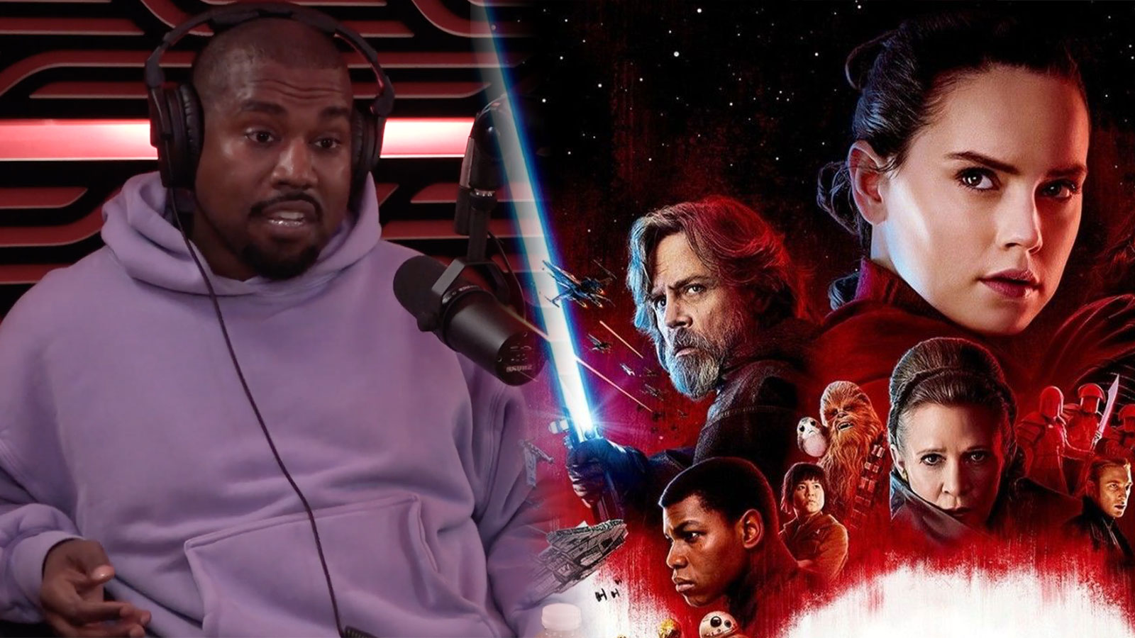 Kanye West new Disney Star Wars movies
