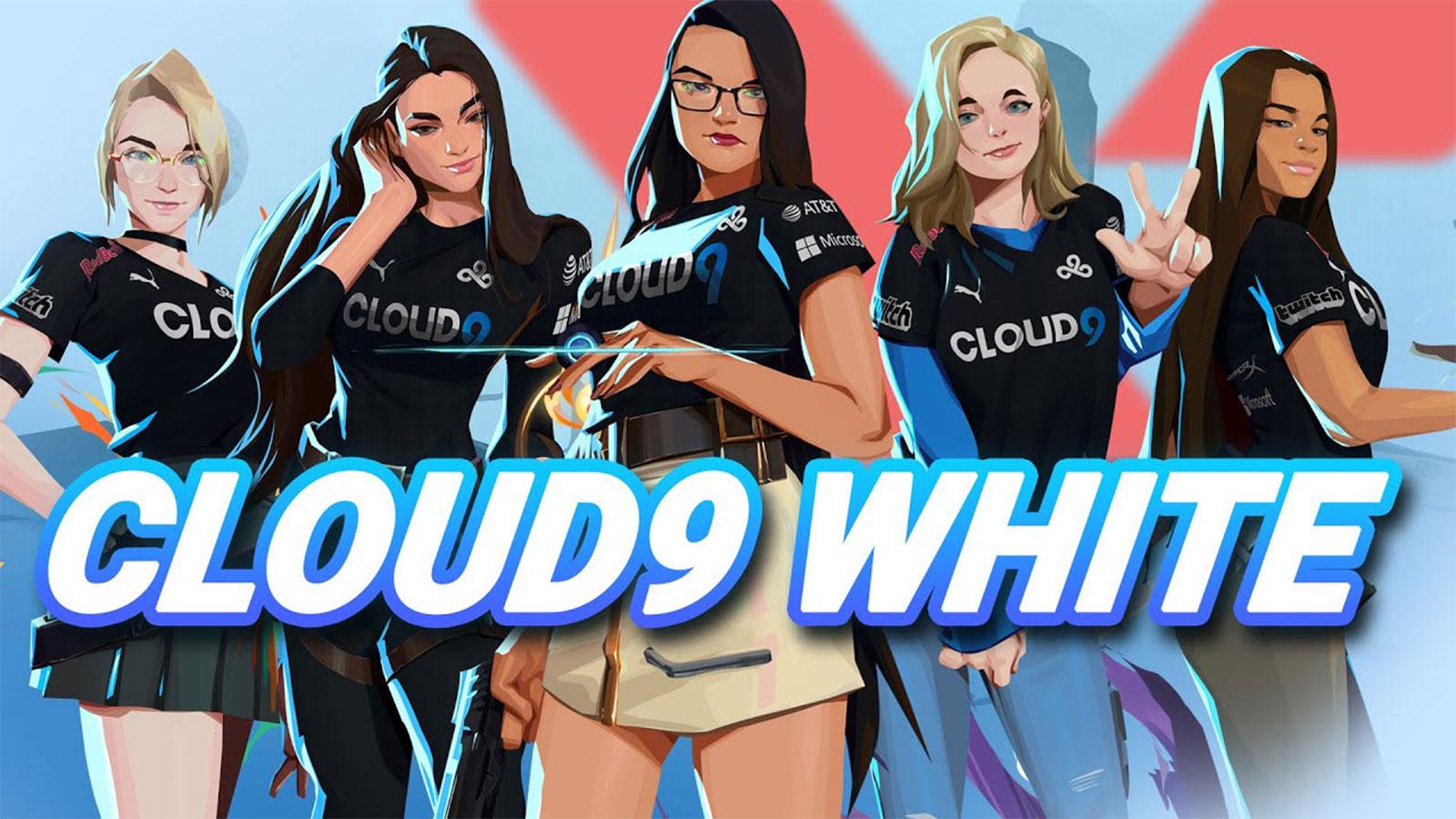 Cloud9 White Valorant