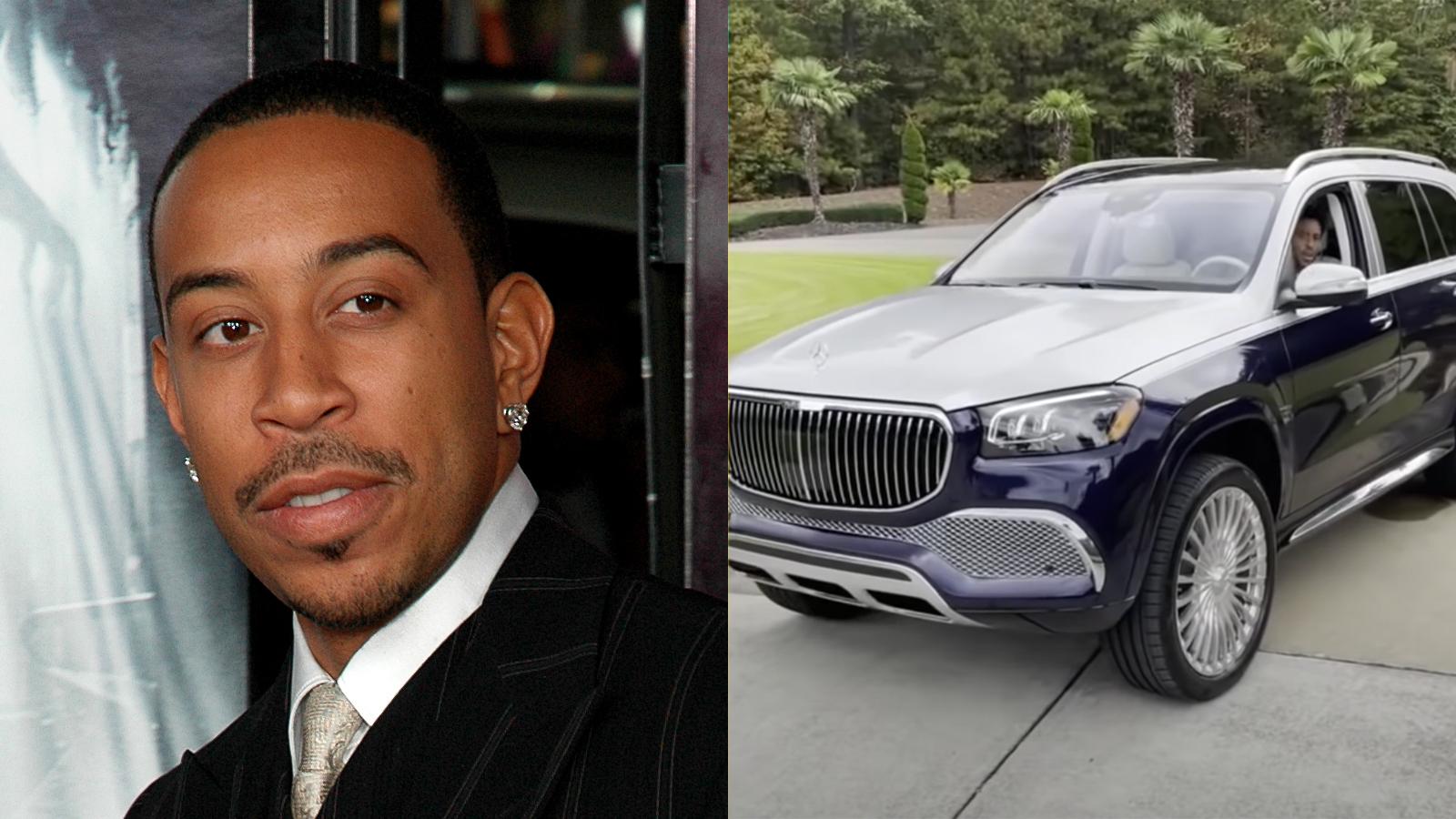 Rapper Ludacris Unveils Insane New Bouncing Maybach Truck Dexerto