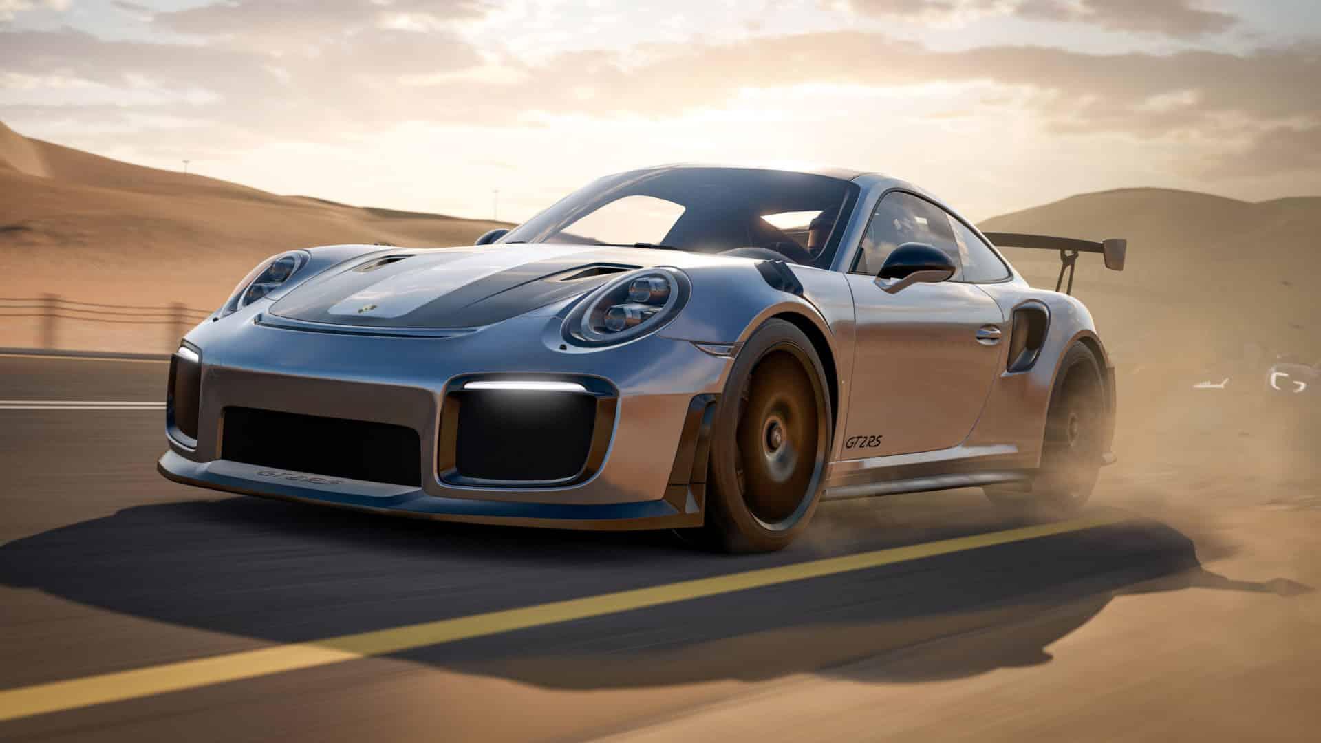 Forza Motorsport 7 Porsche