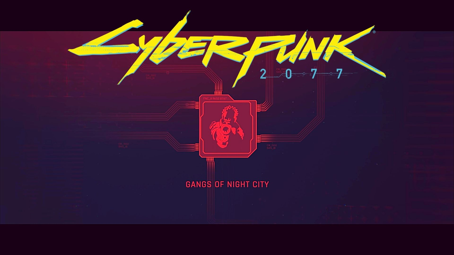 The gangs of Cyberpunk 2077