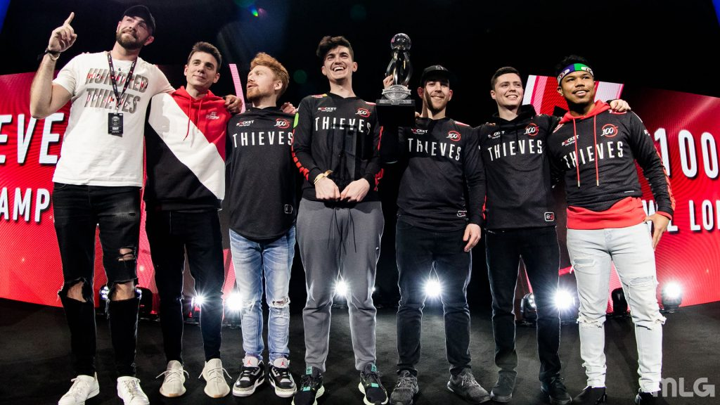 100 Thieves Call of Duty