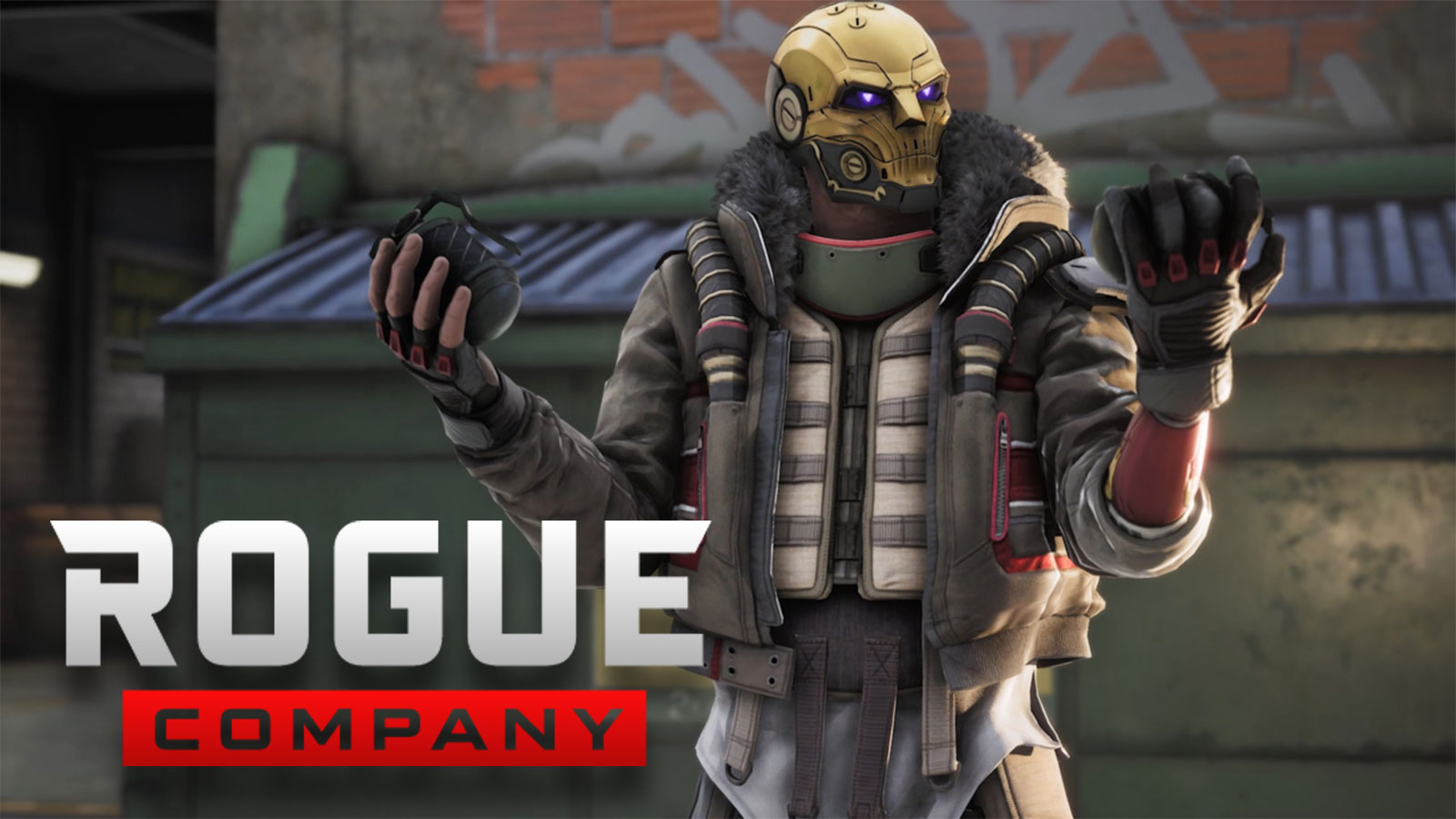 Rogue Company Ranked Beta header
