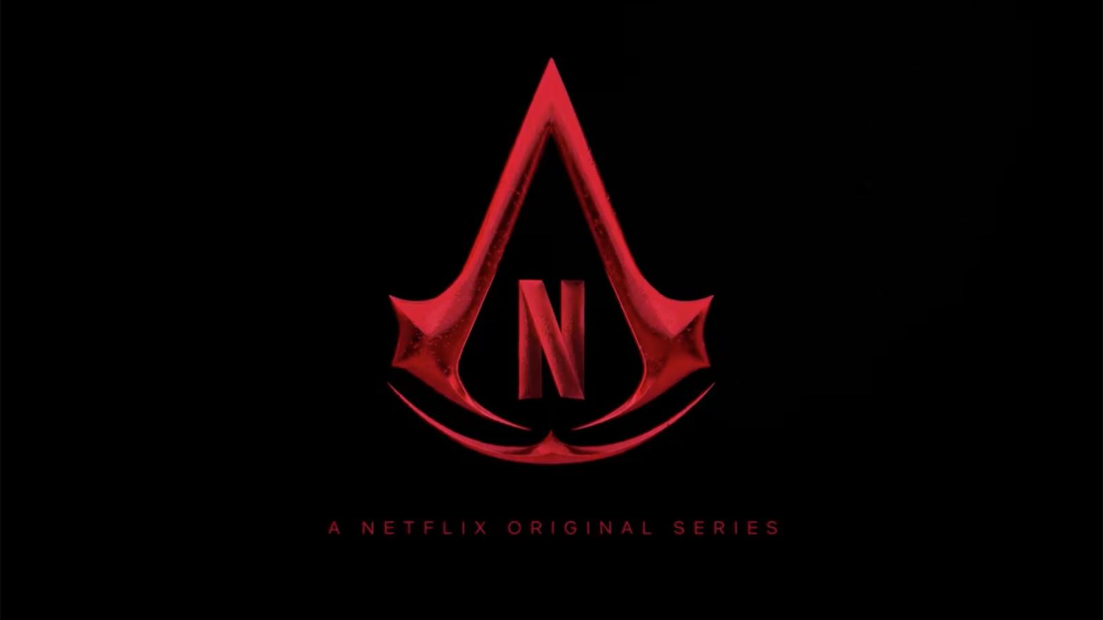 Assassin's Creed Netflix logo