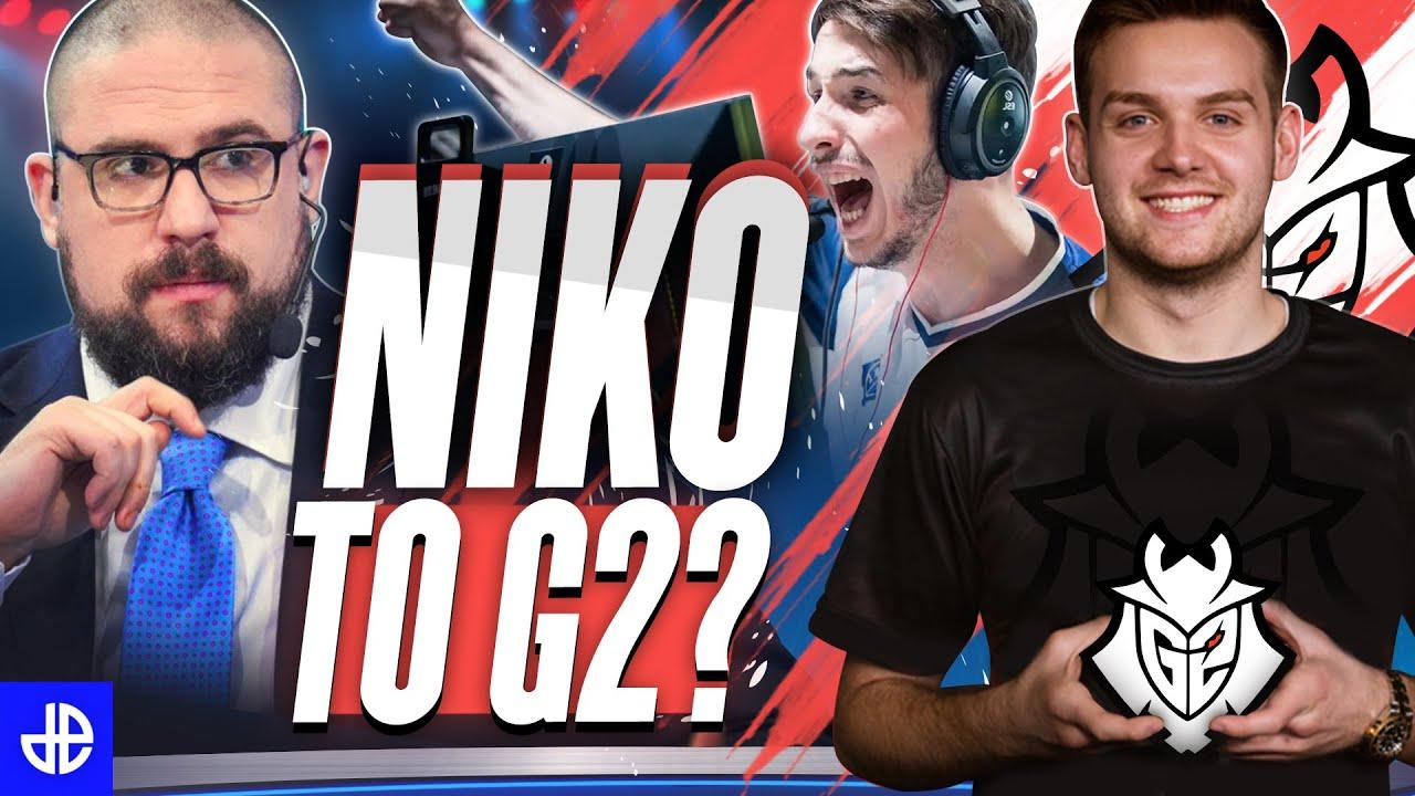 NiKo to G2 Esports?